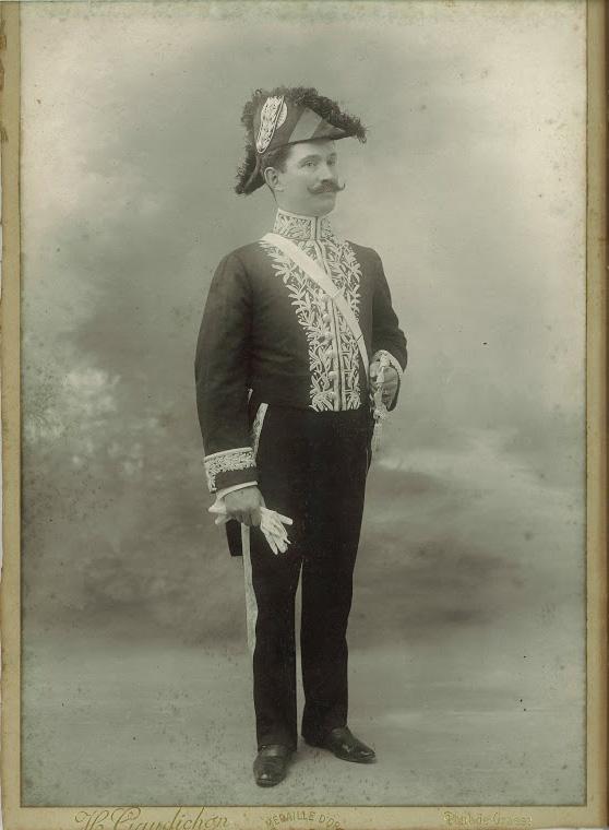 Marcus Spurway - 1893