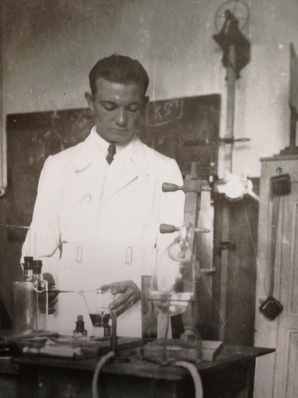 Marcus Spurway - 1935